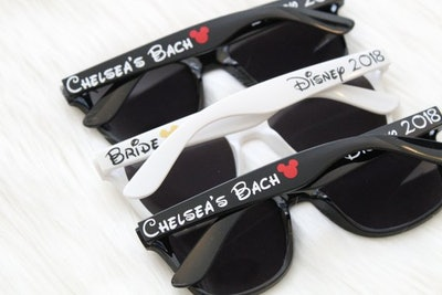 Disney-Inspired Personalized Sunglasses