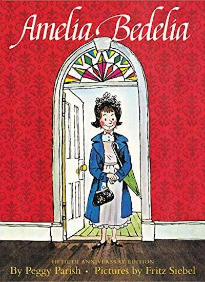 'Amelia Bedelia' by Peggy Parish