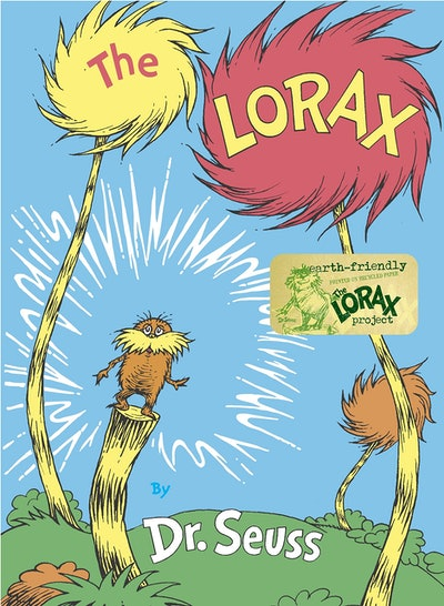 'The Lorax' by Dr. Seuss