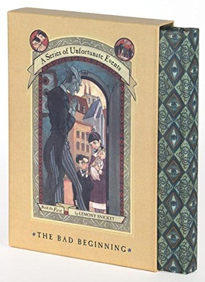 'A Series of Unfortunate Events' by Lemony Snicket