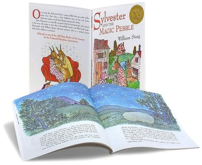'Sylvester and the Magic Pebble' by William Steig
