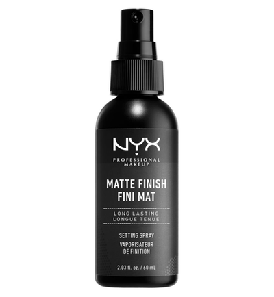 NYX Professional Make-Up Setting Spray Matte Finish