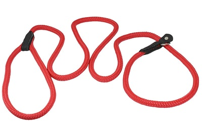 Dogs My Love Nylon Rope Slip Dog Lead