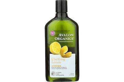 Avalon Organics Clarifying Lemon Shampoo (2-Pack)