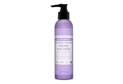 Dr. Bronner's Lavender And Coconut Conditioner And Styling Creme