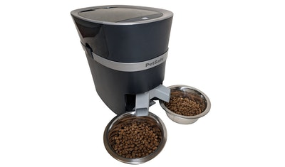 PetSafe Smart Feeder With Separate Two-Way Splitter Adapter