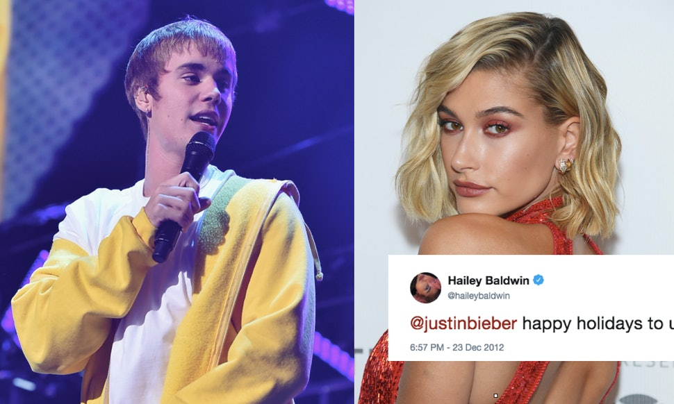 hailey baldwin s old nickname for justin bieber is kinda dorky but