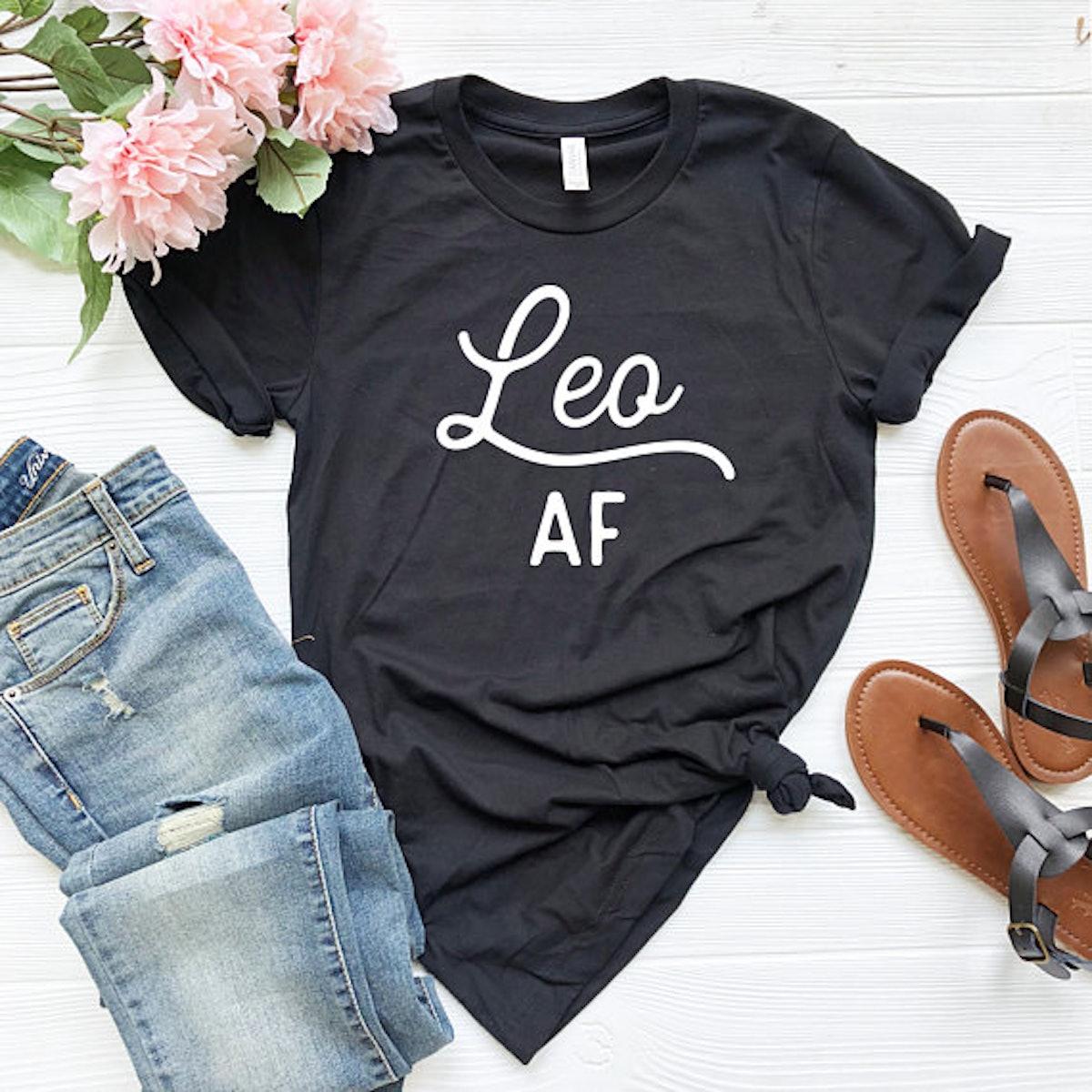 Leo AF Tshirt