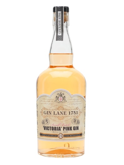 Gin Lane 1751 Victoria Pink Gin 70cl
