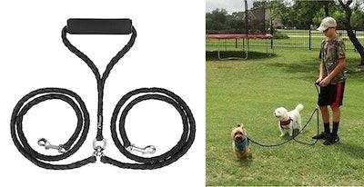 Peteast Dual Dog Leash