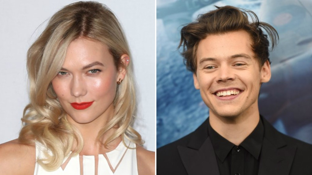 Karlie Kloss And Harry Styles 4
