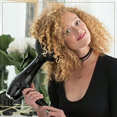 Xtava Black Orchid Large Hair Diffuser