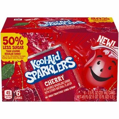 Kool Aid Sparklers, Cherry