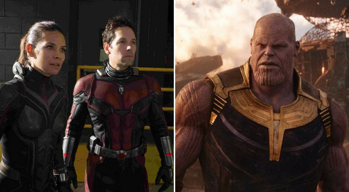 This 'Ant-Man & The Wasp' Easter Egg Reveals The Truth About Thanos' Snap & I'm Shook