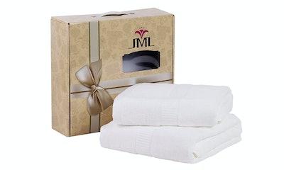 Jml Heavy Bamboo Bath Towels