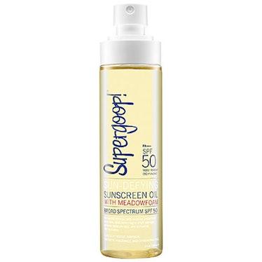 Supergoop! Sun-Defying Sunscreen Oil SPF 50