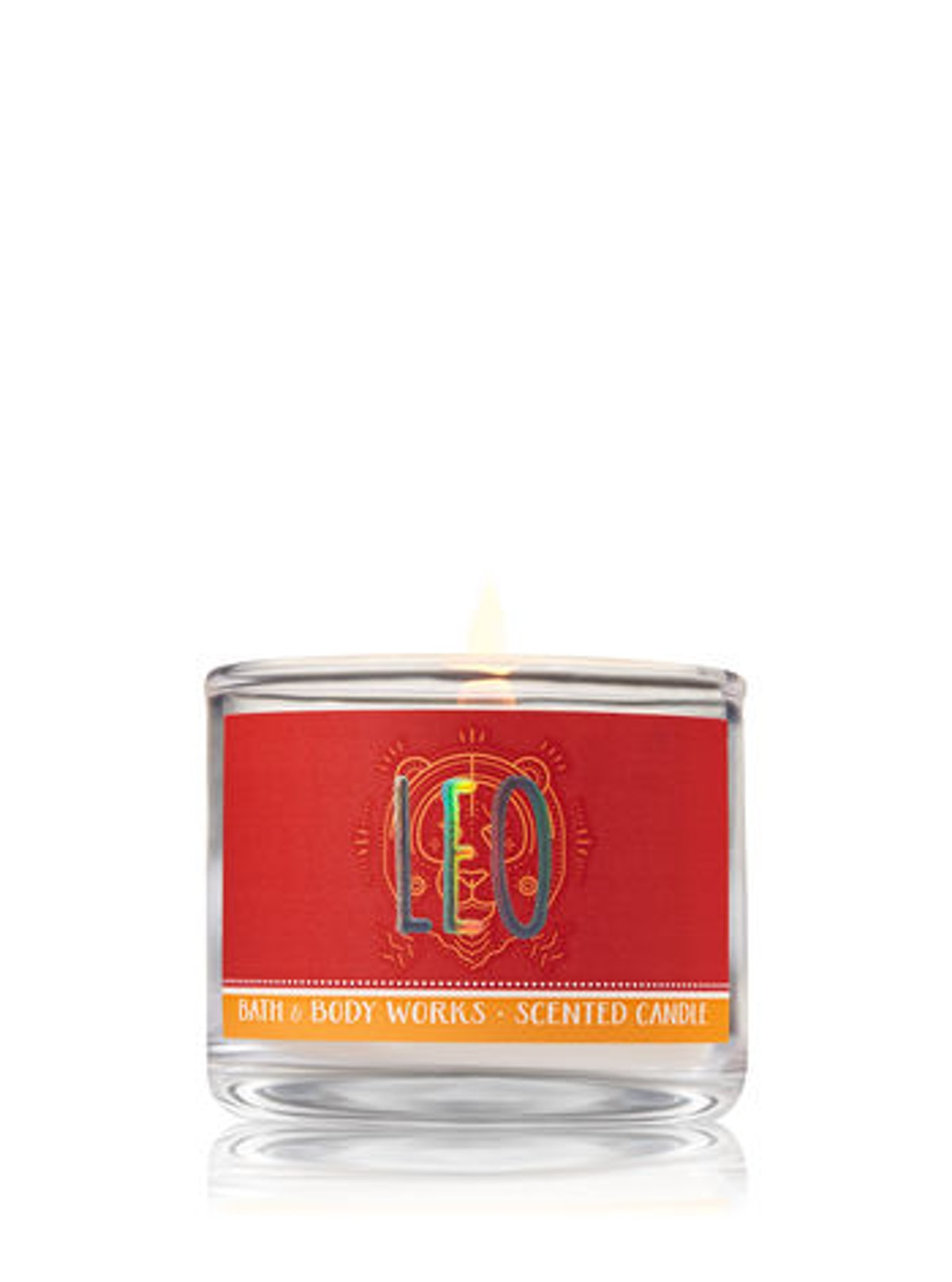 LEO PALO SANTO Mini Candle