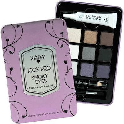 Hard Candy Look Pro Smoky Eyes Eyeshadow Palette