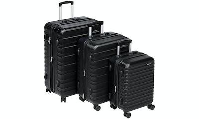 AmazonBasics Hardside Spinner Luggage Set