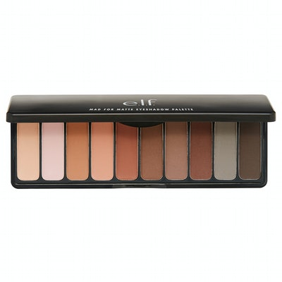 e.l.f. Mad for Matte 10pc Eyeshadow Palette