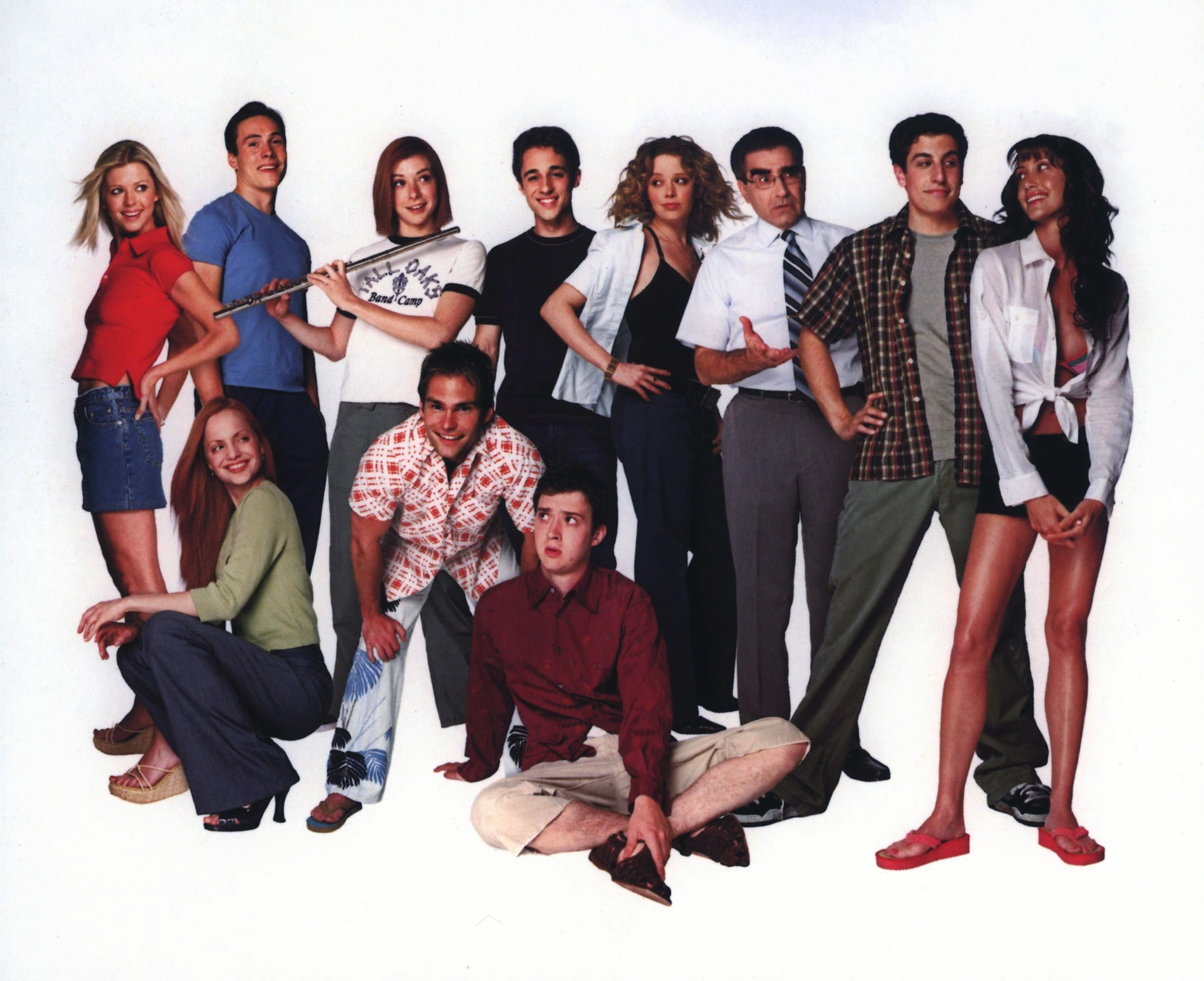 American Pie Campamento De Bandas what do the cast of 'american pie' look like now? it's been