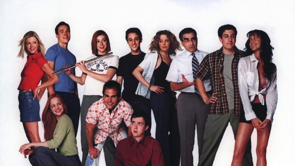 54b178ff What Do The Cast Of 'American Pie' Look Like Now? It's Been Almost 20 Years  Since The Film Was Released