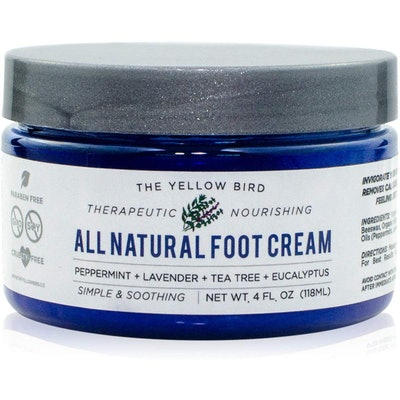 The Yellow Bird All Natural Foot Cream