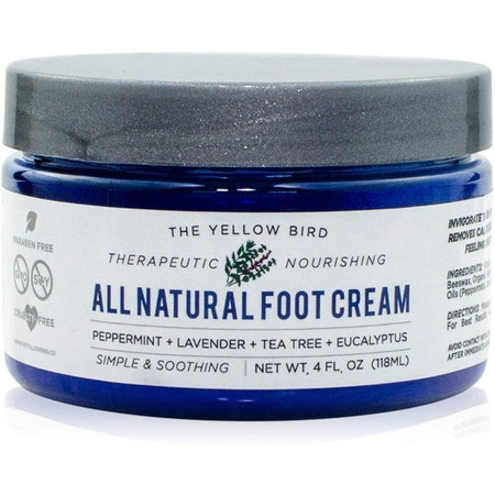 The 3 Best Foot Creams For Cracked Heels