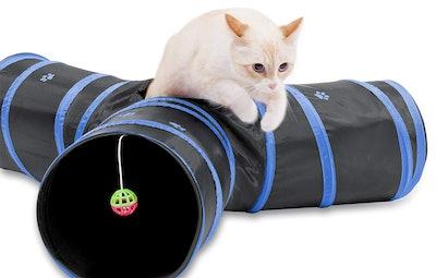 Prosper Pet Cat Tunnel