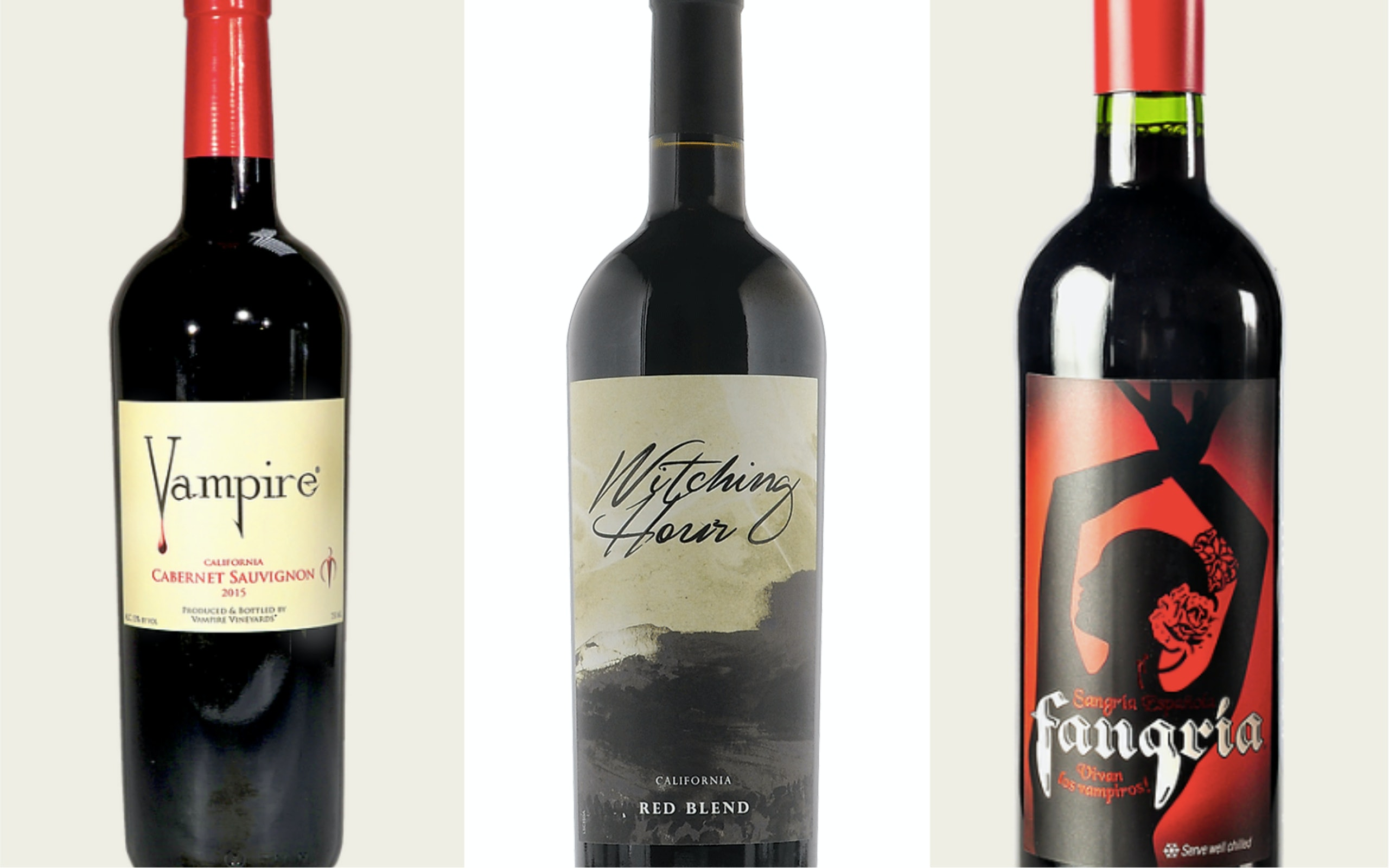 Amazing 7 Wines For Halloween That You Can Purchase Online