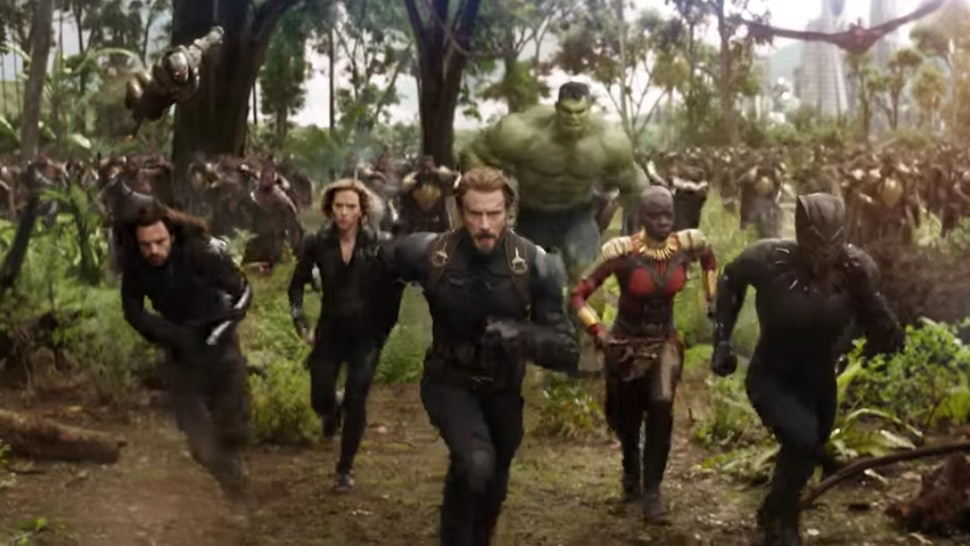 Marvel Movies Are Coming To IMAX Soon To Celebrate A Huge