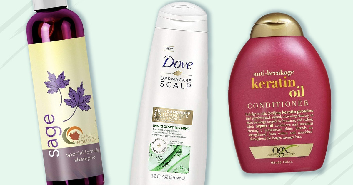 The 6 Best Shampoos And Conditioners For Hair Loss