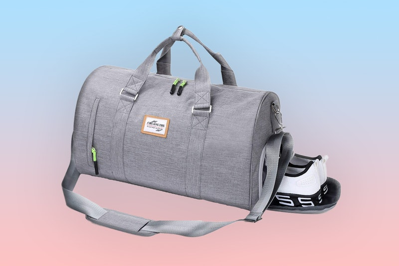 best weekender bags with shoe compartments