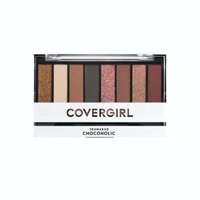 COVERGIRL TruNaked Scented Eye Shadow Palette