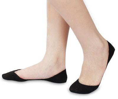 CAcB Sox Low Cut Liner Socks