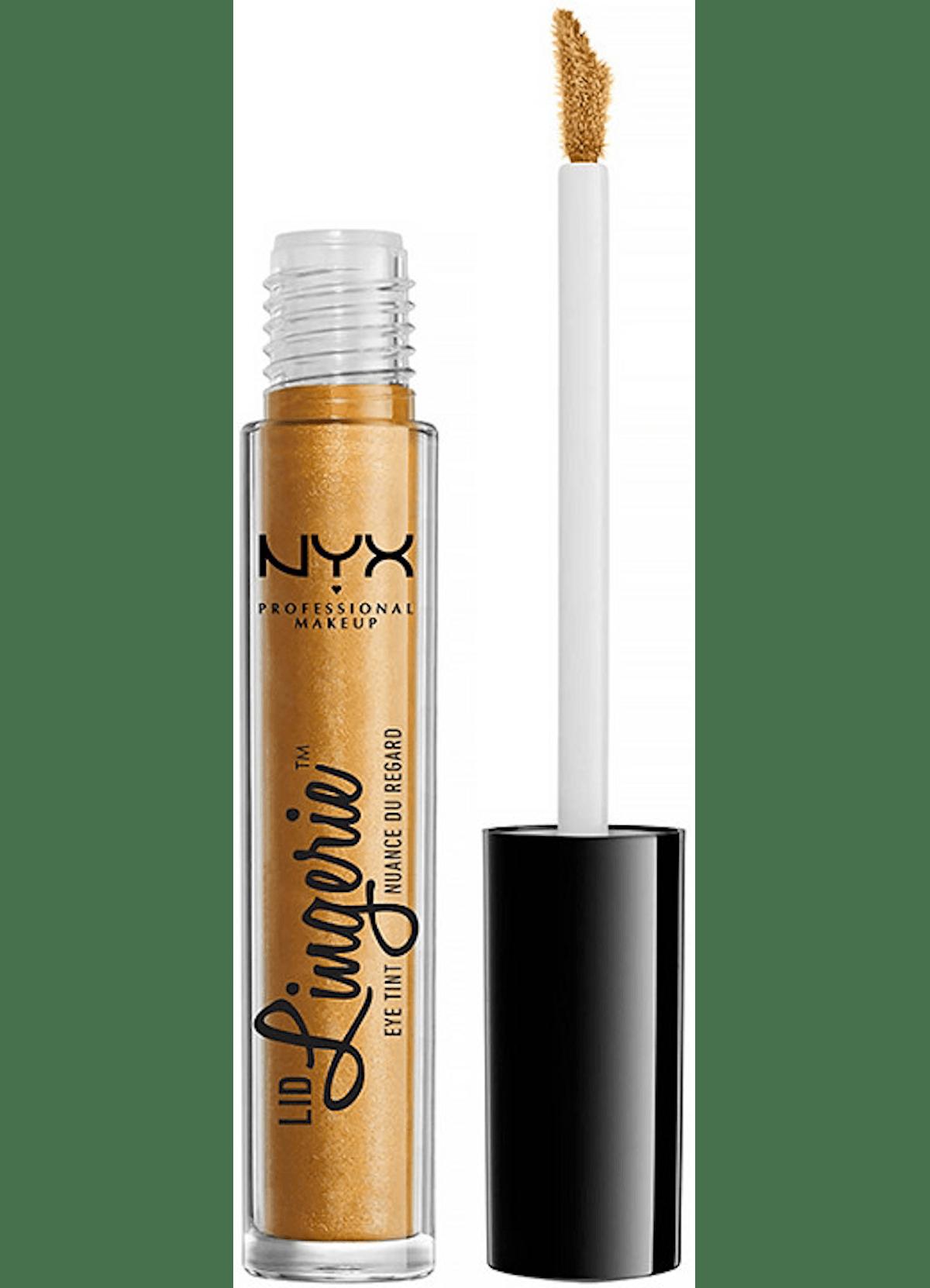 NYX Lid Lingerie Eye Tint in Gold Standard
