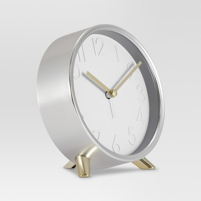 Threshold Table Top Clock