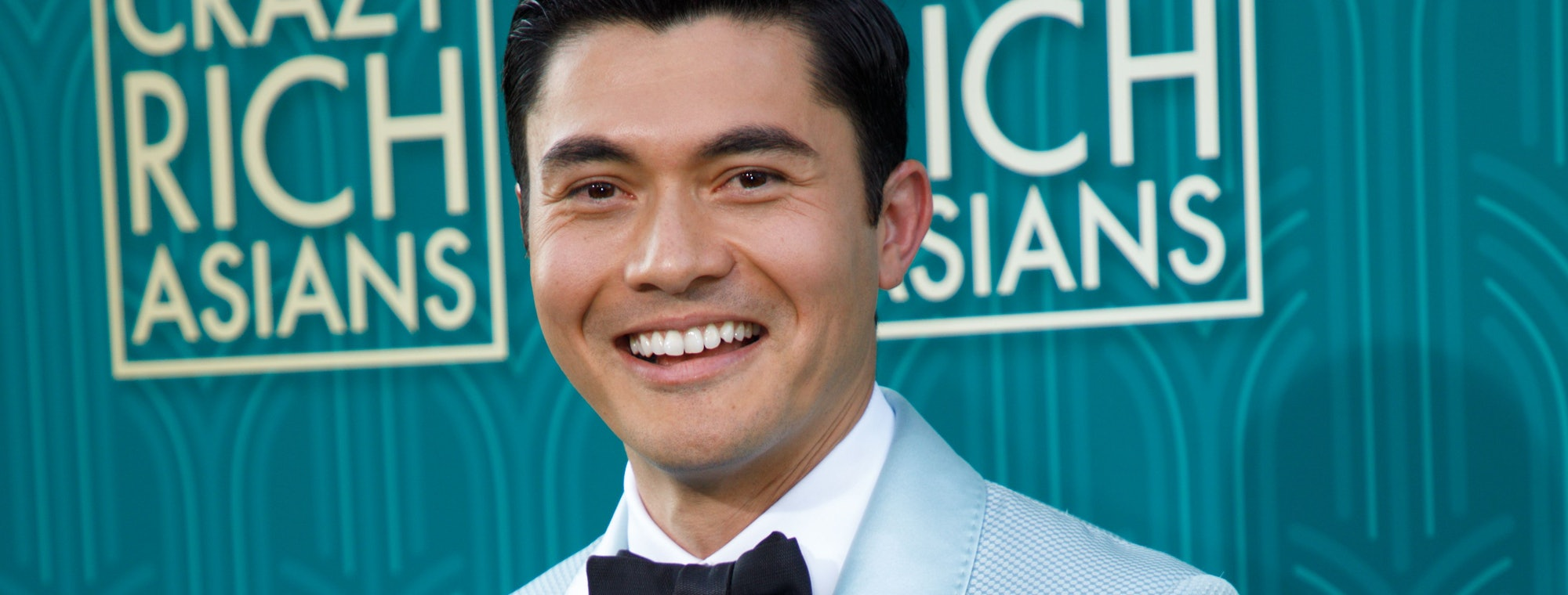 'Crazy Rich Asians' Henry Golding Knows You Think He's Not Asian Enough —  Here's Why He Says You Shouldn't Care