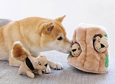 Outward Hound, Hide-A Puzzle Plush Toy
