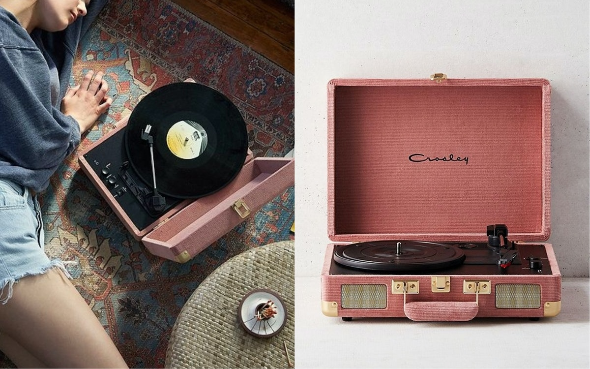 Urban Outfitters' Corduroy Record Players From Crosley Are ...