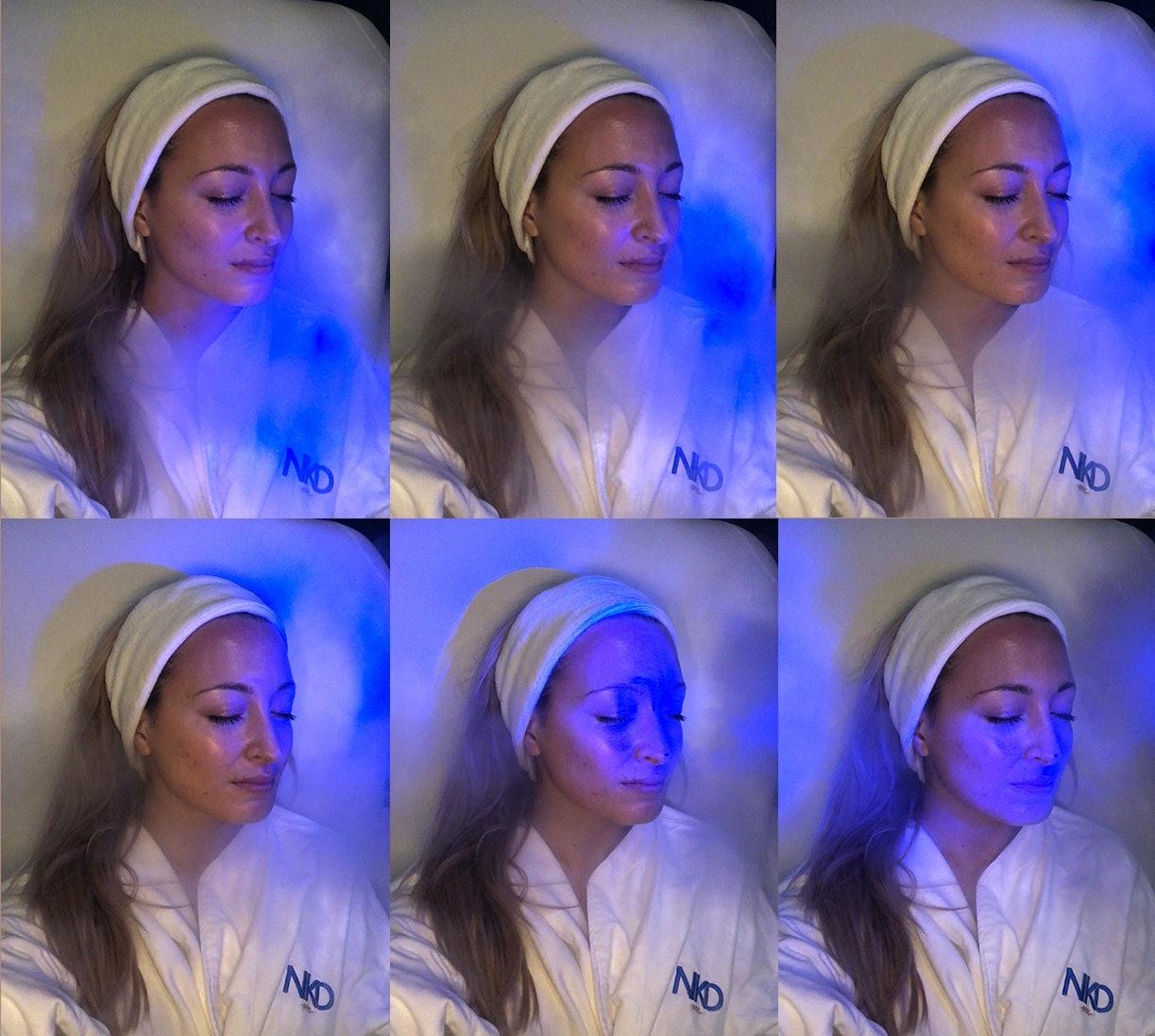 I Tried A Cryofacial Like Kim Kardashian & My Skin Feels