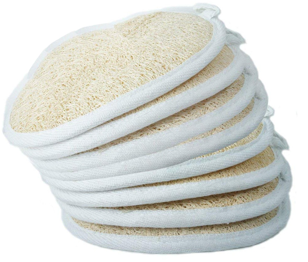 3A Value Pack Of Loofah Pads