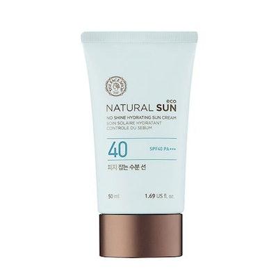 The Face Shop Natural Sun Eco Sebum Control Moisture SPF 40