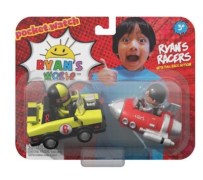 Ryan's World Medium Size Vehicle with Figure