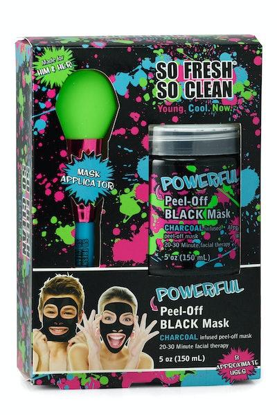 So Fresh, So Clean Powerful Peel-Off Black Mask