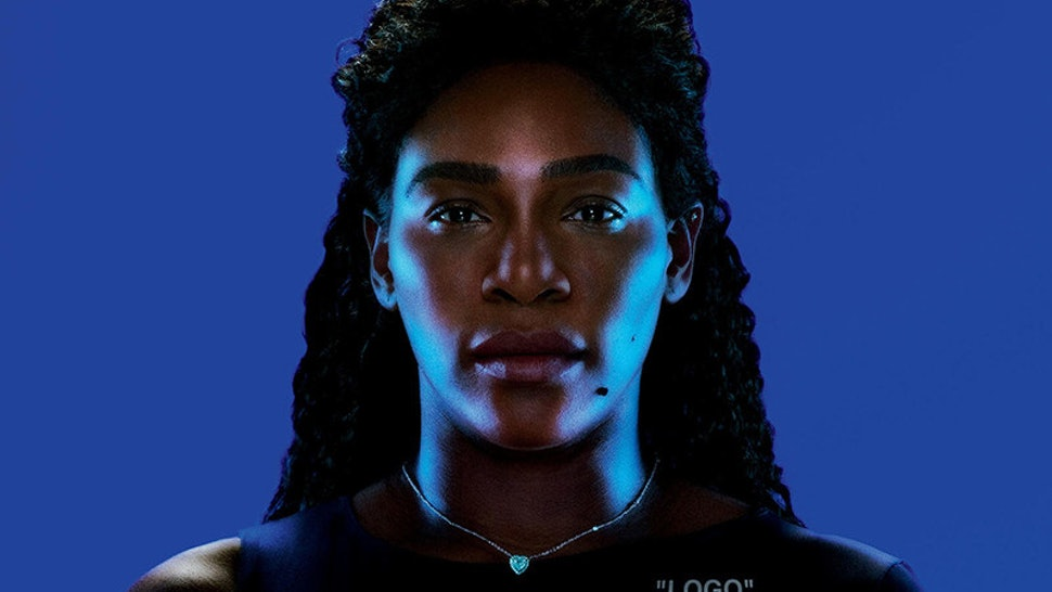 679fcee30baa8 Where To Buy Serena Williams' Nike Collection Because It's Athlesiure  Perfection