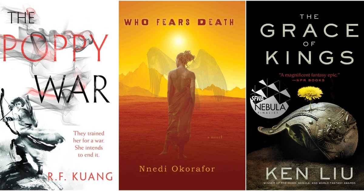 13 Sci-Fi & Fantasy Books By POC That Could Be The Next 'Game Of Thrones'