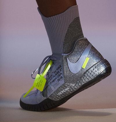 Nike x Virgil Abloh NikeCourt Flares