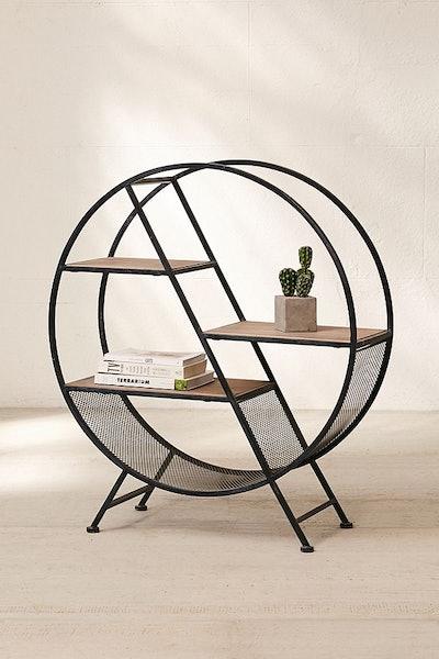 Libby Round Shelf