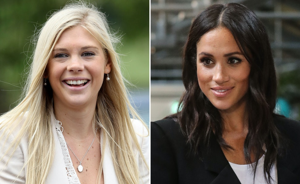 Who Is Chelsy Davy Dating Her Rumoured Bf Has An Unexpected Connection To Meghan Markle